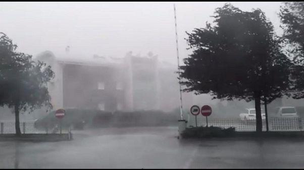 Maltempo: P.Civile, nuove piogge e vento