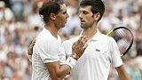Tennis: Nadal-Djokovic, duel pour un trône à Paris