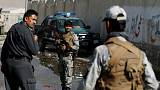 وكالة: تنظيم الدولة الإسلامية يعلن مسؤوليته عن تفجير قرب مفوضية الانتخابات في كابول