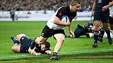 Rugby: de retour chez les All Blacks, Coles ne veut pas du brassard