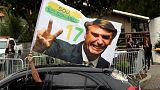 Brazilians elect right-wing firebrand Bolsonaro in major shift
