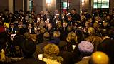 Synagogue massacre suspect in court; Trump to visit grieving Pittsburgh