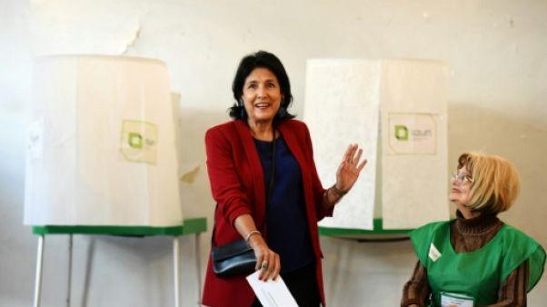 Géorgie: l'opposition fait bloc pour le deuxième tour de la présidentielle
