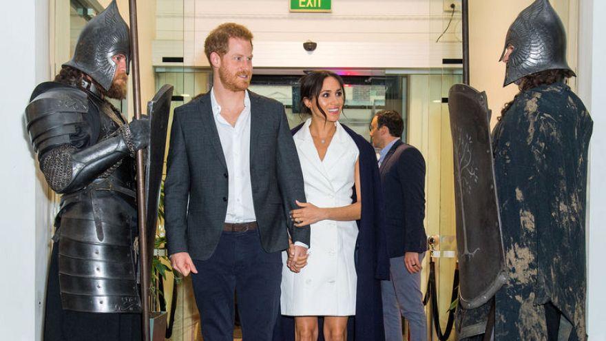 جولة هاري وميغان الملكية تشرف على نهايتها