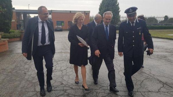 Giudice Consulta incontra detenuti Terni