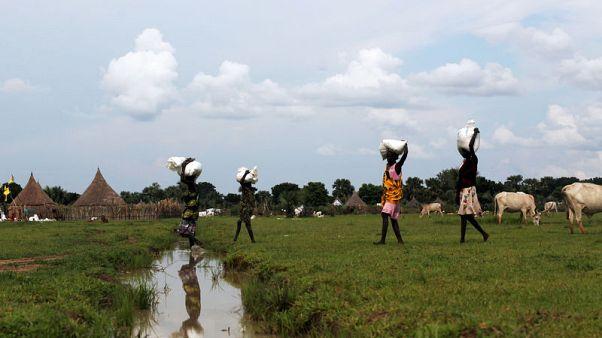 South Sudan violence blocking food aid, says U.N.'s WFP