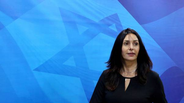 Israeli minister's mosque tour highlights diplomatic push in the Gulf