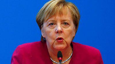 ميركل تؤكد أنها لن تسعى لإعادة انتخابها لزعامة حزب الاتحاد الديمقراطي المسيحي