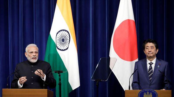 توقيع اتفاق تبادل عملة بين الهند واليابان بقيمة 75 مليار دولار
