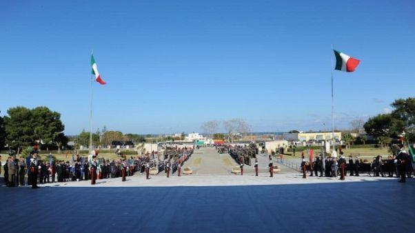 4 novembre: presidente Senato a Bari