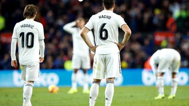 Real Madrid a picco, forse arriva Conte