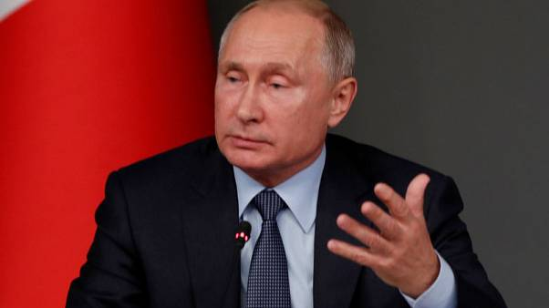 Putin wants to discuss U.S. exit from nuclear pact with Trump in Paris - Kremlin