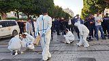 امرأة تفجر نفسها وسط العاصمة التونسية فتصيب 15 شخصا