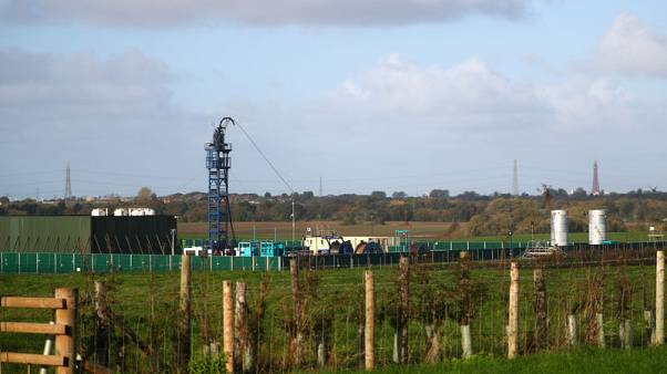 Cuadrilla pausing gas fracking at English site after seismic event