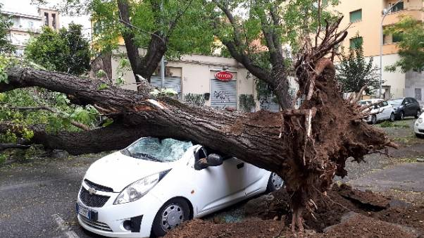 Maltempo: 2 morti in provincia Frosinone