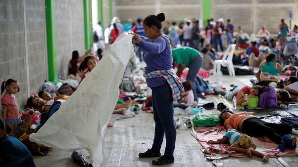 مصدر: أمريكا قد ترسل آلاف الجنود إلى حدود المكسيك للتصدي للمهاجرين