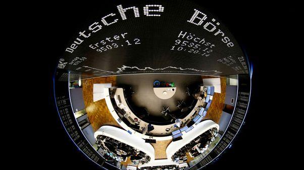 Deutsche Boerse third-quarter net profit up 10 percent; confirms 2018 forecasts