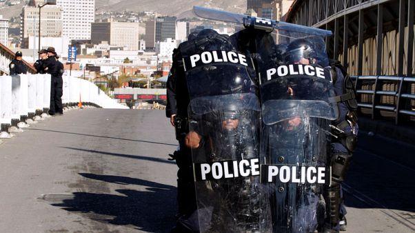 Trump sends 5,200 troops to Mexico border as caravan advances