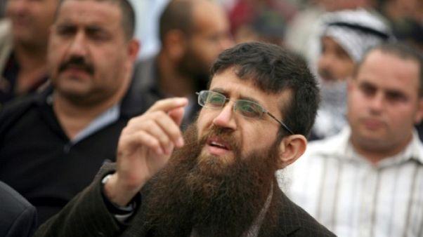 Un prisonnier palestinien met fin à sa grève de la faim