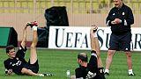 Real Madrid: Solari, dans les pas de son ex-équipier Zidane