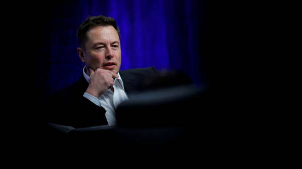 Elon Musk says deleted his Tesla titles