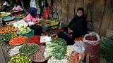 Indonesia's October inflation seen accelerating to 3.03 percent year-on-year