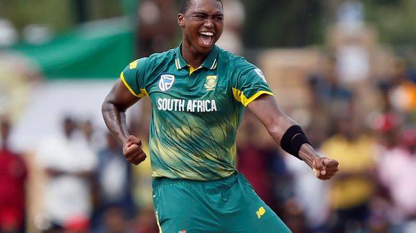 Ngidi expects stiff task against Finch-led Australia batting