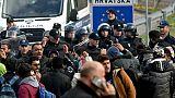 Bosnie: course contre-la-montre pour abriter les migrants avant l'hiver
