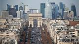 French third quarter economic growth picks up, but weaker than expected at 0.4 percent