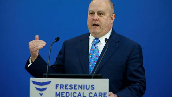 Fresenius Medical Care says expects weaker growth in fourth quarter