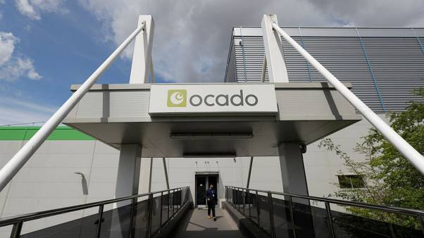 Ocado and Kroger agree terms to May deal