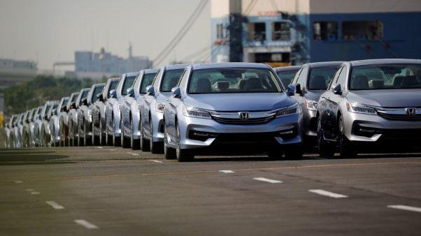 Honda upgrades annual profit forecast on weaker yen, solid second-quarter