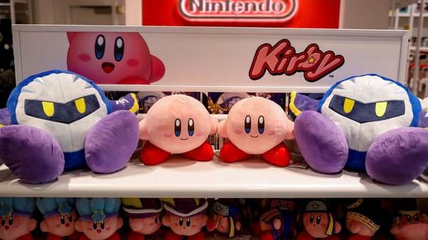 Nintendo second quarter profit rises 30 percent, misses estimates