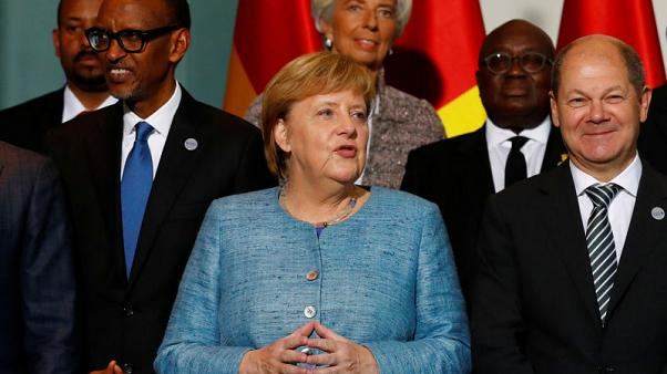 Merkel looks to Africa to cement a legacy shaped by migration