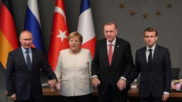 Après Idleb, Moscou et Ankara mobilisés pour une solution durable en Syrie