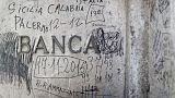 Mood sours as euro zone economic growth slows while Italy stagnates