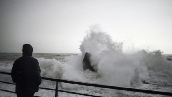 Pluie, neige et vents s'abattent sur l'Europe, dix morts en Italie