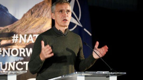 Exercice Trident Juncture: la Russie s'en mêle, l'Otan dédramatise