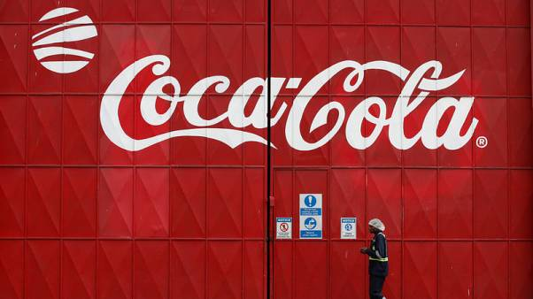 Coca-Cola tops sales estimates