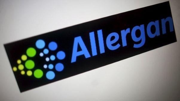 Botox-maker Allergan's revenue drops 3 percent