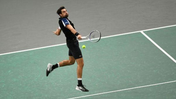 Masters 1000 Paris: éliminé d'entrée, Chardy ne défiera pas Nadal