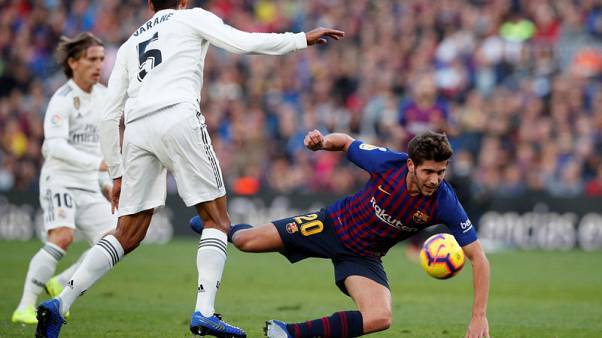 Varane sidelined as problems deepen for struggling Real