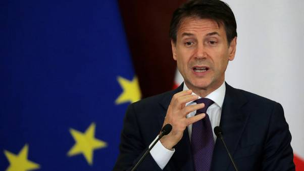 Italy economy stagnates, PM says data justifies expansionary budget