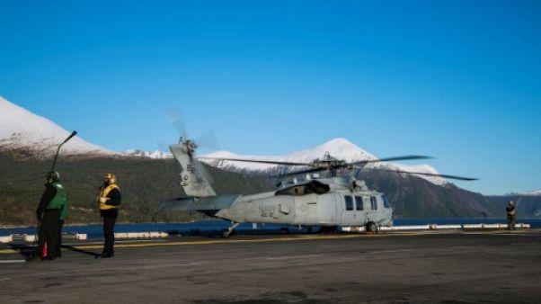 La Russie va répondre aux manoeuvres géantes de l'Otan par des tests de missiles
