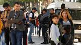 Tunisia's most prominent street back to normal a day after suicide bombing