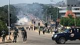 Nigerian police open fire, shoot tear gas at Shi'ite Muslim protesters in Abuja -witness