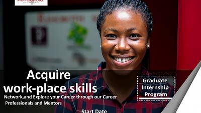 Africa Internship Academy (AIA) Graduate Internship Program November 2018 in Accra, Ghana