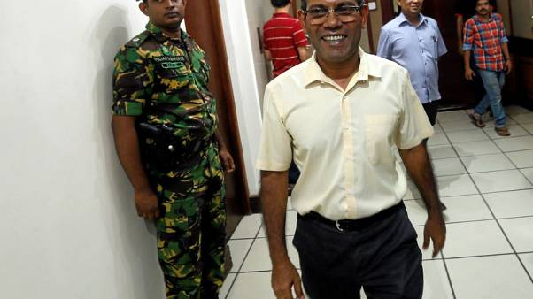 Maldives' top court clears way for ex-leader's return