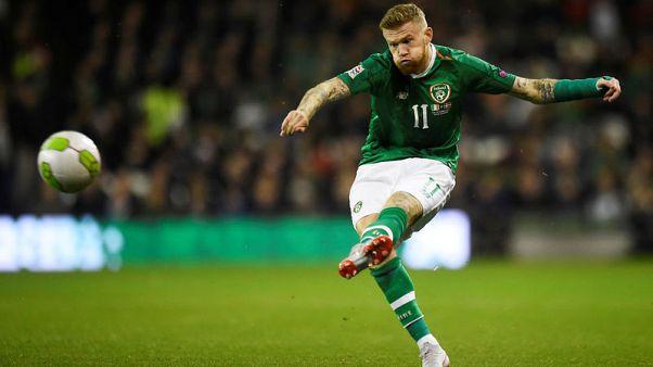 Stoke's McClean calls for respect over poppy decision