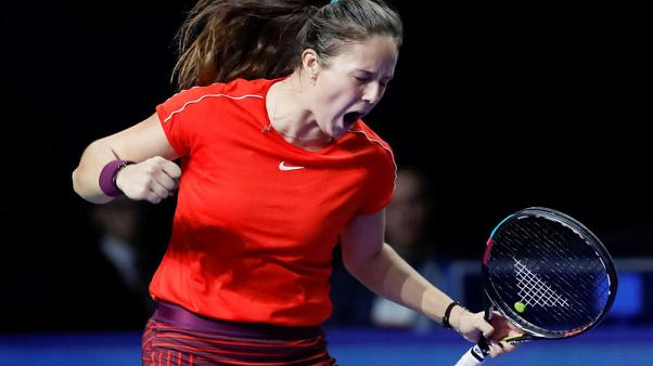Kasatkina outlasts Wang in Zhuhai opener